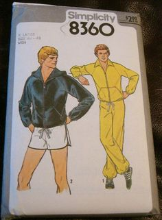 tracksuit simplicity pattern - Google Search