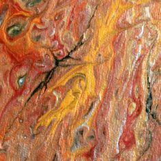 Metallic, Meat, Painting, Food, Painting Art, Essen, Paintings, Meals, Painted Canvas