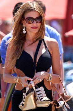 ...Rolex Super Ultra-Hotness.... Sofia Vergara The Most Beautiful Woman In The World Rolex 36 MM Datejust Who is the pretti...