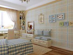 wpid ieUg8e5Vx9E Детская комната для мальчика в стиле Прованс...