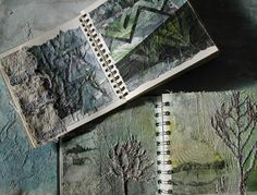 Sketchbooks by Jan E