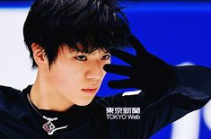 shoma-uno:  Shoma Uno in practice at 2017 Japan Open (x x x)