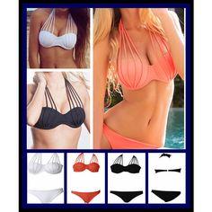 26.36$  Buy here - https://alitems.com/g/1e8d114494b01f4c715516525dc3e8/?i=5&ulp=https%3A%2F%2Fwww.aliexpress.com%2Fitem%2F2016-Women-Halter-Push-Up-Bikini-Sexy-None-Swimwear-Beachwear-Swimsuit-Biquini-bikinis-Set-Bathing-Suit%2F32604366982.html - 2016 Women Halter Push Up Bikini Sexy None Swimwear Beachwear Swimsuit Biquini bikinis Set Bathing Suit FC127 26.36$