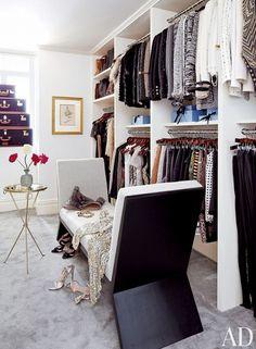 Nina Garcia's Closet