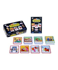 "Say and Do Artic Bingo Sound Game Letter ""S"" - Super Duper Educational Learning Toy for Kids Super Duper® Publications"