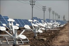 Mit einer massiven Steigerung seiner Auslandsinvestitionen ist China vergangenes Jahr zum Weltmarktführer bei den erneuerbaren Energien aufgestiegen. Die Volksrepublik habe ihre Auslandsinvestitionen in erneuerbare Energie 2016 um 60 Prozent auf einen Rekordwert von 32 Milliarden Dollar (30 Milliarden