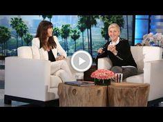 Ellen and Jessica Biel Surprise Justin Timberlake! #EllenShow #ellendegeneres #theellenshow #videos