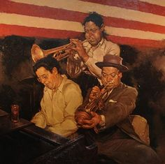 Music  Joseph Lorusso - 'And Then There Were Three' - Meyer Gallery
