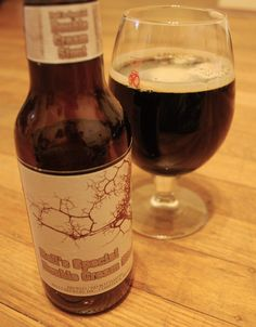 Bell's Brewery  Double Cream Stout. Very good!