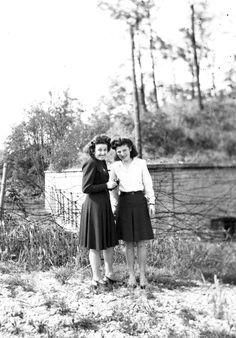 Mode des années 40