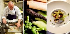 Claude Coillot Restaurant. Creative dining in Paris' Marais district. Bon appetit!