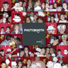 wimpy kid photo booth for a kids party