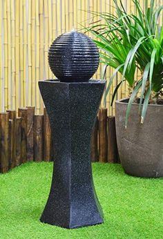 Outdoor water fountains, Fire-pits, FREE shipping, no sales tax some states, no interest financing, backyard, home decor