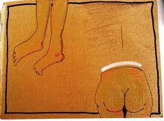 Grafica y Dibujo: Tarjeta de desnudo
