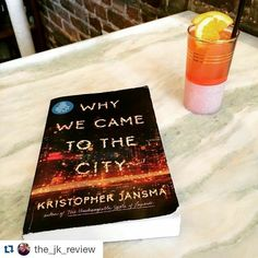 Yes! @the_jk_review has generously added a George Murphy inspired cocktail on the #hearthrestaurant menu! Gin and Blood Orange and #WhyWeCameToTheCity  #Repost @the_jk_review with @repostapp  We came to the city for brunch! The new George Murphy cocktail pairs well with a good book or some Tuscan Kale and Poached Eggs. #whywecametothecity #brunch #hearthrestaurant #gin by kristopherjansma