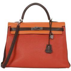 what is a birkin bag - Hermes Special Order 35cm Gris Tourterelle, Graphite \u0026amp; Craie ...