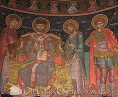 Manastirea Hurezi - Horezu Icons, Painting, Art, Art Background, Symbols, Painting Art, Kunst, Paintings, Performing Arts