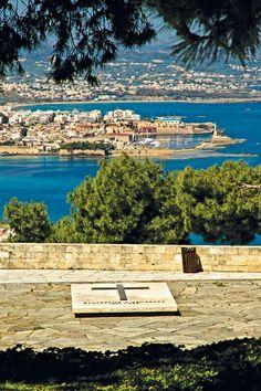 Tombs of Venizelos Family in Chania Creta Greece, Crete Chania, Mediterranean Sea, Cyprus, Places Ive Been, Explore, Travel, Viajes, Destinations