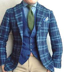 Jacket Brillaperilgusto Gillet TAGLIATORE Tie - ASCOT chief - FRANCOBASSI Shirt - Beamsf Pants