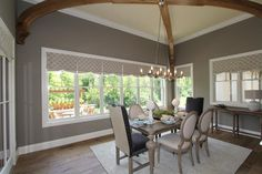 "Clayton Douglas Homearama 2014 home ""Bella Noelle"" Breakfast Room"