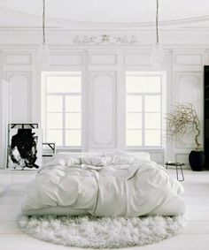 Rick Owens home Nice mix of everything
