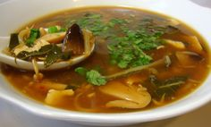 Spread the veggie loveThis is my own adaptation of Chinese hot and sour soup. I've eaten many versions of hot and sour soup throughout my life. Some were very good while others were very gelatinous and/or so acidic that the broth burned the back of my throat. I feel I've struck a nice balance of …