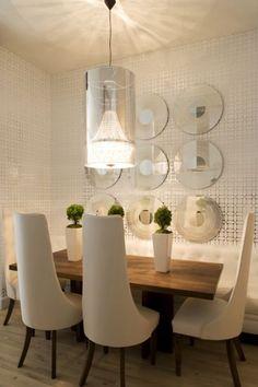 room: Dining Room, Modern room by Mae Brunken Design