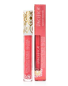 Pink Coral Natural Lip Gloss by Pacifica