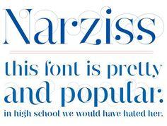 Narziss. Oh yeah.