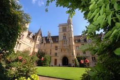 . Balliol College, College Website, Oxford England, Law School, Jane Austen, About Uk, Great Britain, Great Places, North America