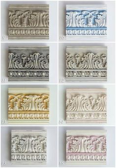 Learn Chalk Paint® Decorative Paint by Annie Sloan color recipes in this furniture painting post from Paint and Pattern Chalk Paint Techniques, Chalk Paint Projects, Chalk Paint Furniture, Chalk Paint Mirror, Bedroom Furniture, Glazing Furniture, Furniture Logo, French Furniture, Refurbished Furniture