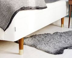 """The Stockholm-based company Pretty Pegs makes legs and feet that straddle the line between classic and """"out there."""""""