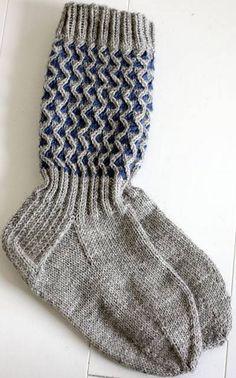 Nordic Yarns and Design since 1928 Diy Crochet And Knitting, Crochet Socks, Knitting Socks, Hand Knitting, Knitting Patterns, Crochet Patterns, Winter Socks, Wool Socks, Knitting Videos