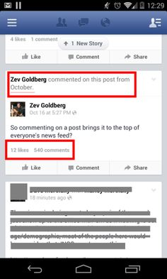 Facebook's Flawed News Feed Bumping & The Rebirth Of Bad Content