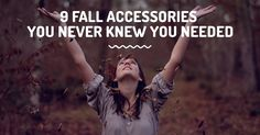 9 Fall Accessories You Never Knew You Needed   www.simplebeautifullife.net