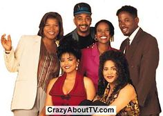 Living Single    I still watch this! We are living single... Ouuu in a 90's kinda world, I'm glad I got my girls!