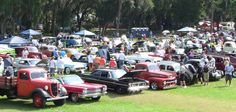 Throughout the motoring world, Carlisle, Pennsylvania, is known as the location of someof the largest car shows of their type in the world. What began as