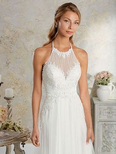Alfred Angelo Bridal Style 8571 from Boho Chic