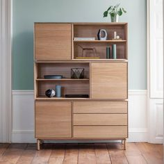 Ercol Modulo Stackable Storage Units | Palette & Parlor | Modern Design