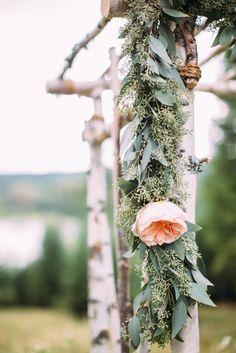 Vintage Mountain Wedding in Montana