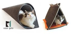 Casa Gato Brings Stylish Cat Hideaways to Brazil