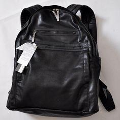 The Viridi-Anne x Patrick Stepham Coating Backpack