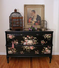 French vintage dresser by LaVantteHome on Etsy, $675.00