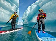 SUP Alaska...add it to the bucket list!