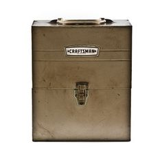 Craftsman Toolbox I, $59, now featured on Fab.