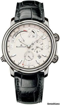 Blancpain Leman Reveil GMT $29,120 _rama_