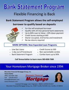 Investor Loan Program Qualify Based On Property Cash | Investors