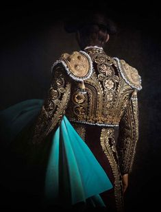Dressed to Kill: Portraits of Bullfighters by French Painter Christian Gaillard | http://www.yatzer.com/christian-gaillard