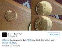 """ISIS Now Minting Its Own Currency For World's Muslims To Avoid """"Global System Based On Satanic Usury"""" – BB4SP"""