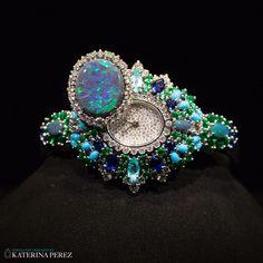 The Dior et D'Opales Collection, foto:  Francois Lollichon for katerinaperez.com